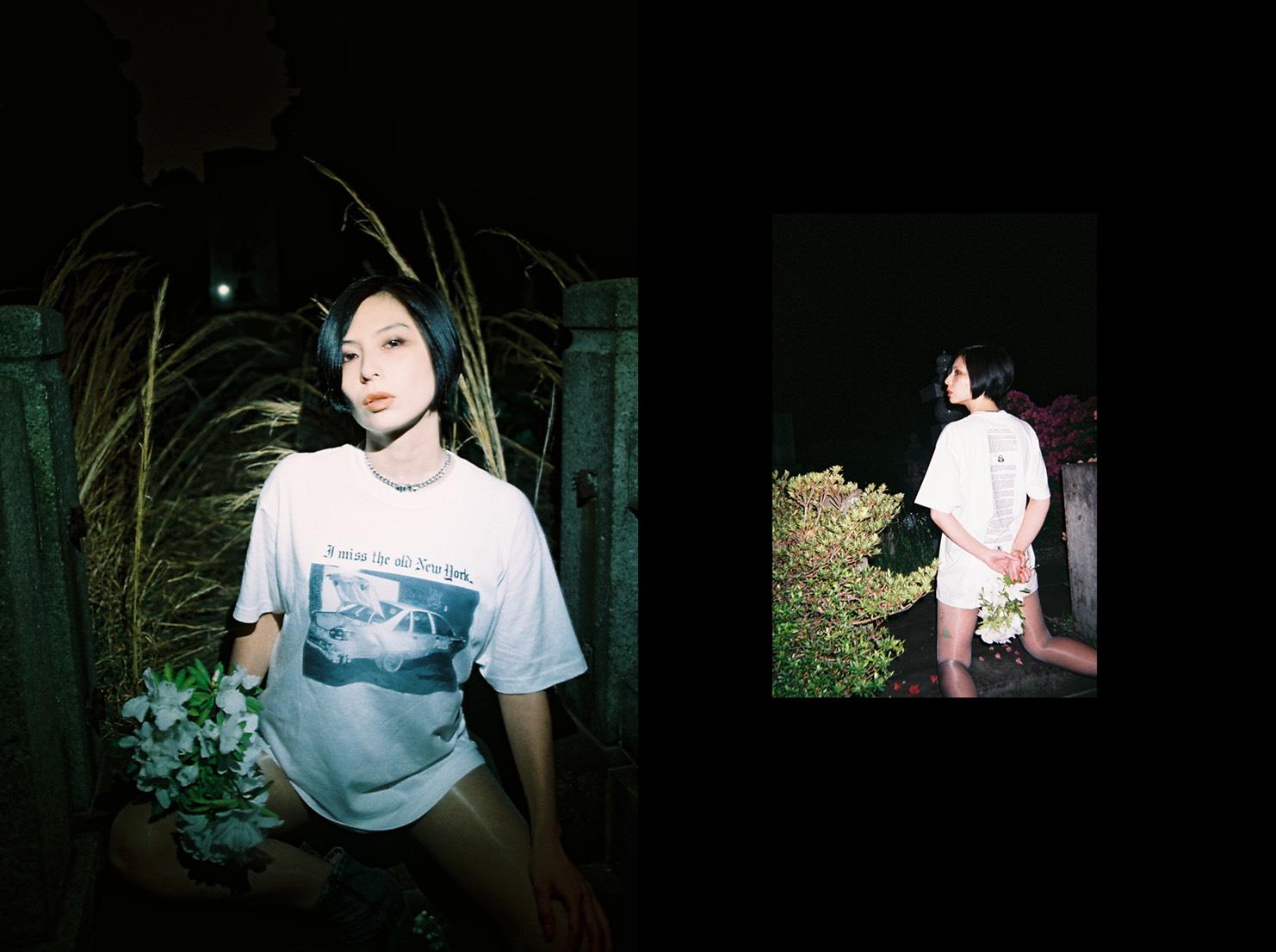 日本版ハイスノバイエティのローンチを記念した限定Tシャツコレクション