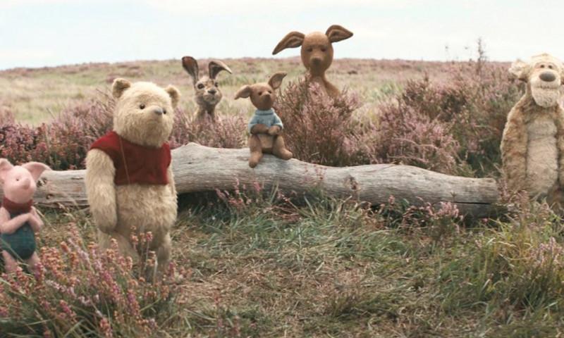ディズニーがくまのプーさん&フレンズの実写化映画『Christopher Robin』のトレーラー第2弾を公開