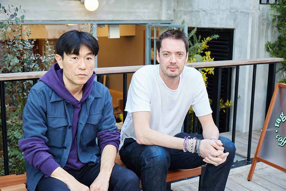 ラグ&ボーンのマーカス・ウェインライトが語る、ショップリニューアルと現代のファッション業界について