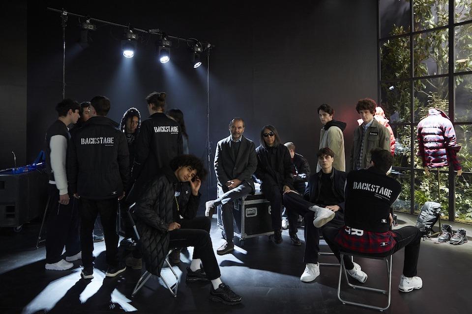 「7 モンクレール フラグメント ヒロシ・フジワラ」の第1弾が今月発売へ