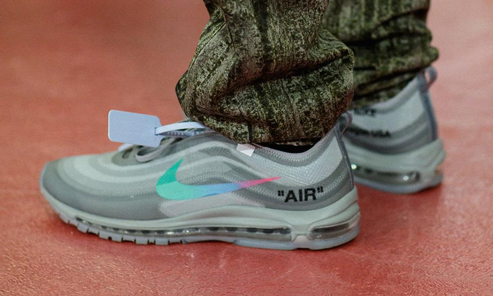 Off-White x Nike「Air Max97」のニューカラーが登場