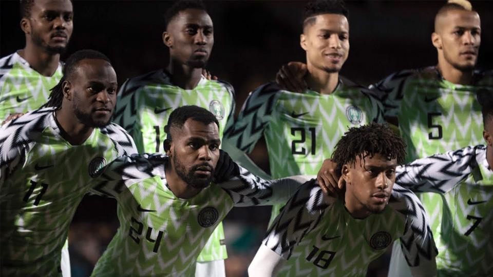 サッカー ナイジェリア代表のドキュメンタリーが公開