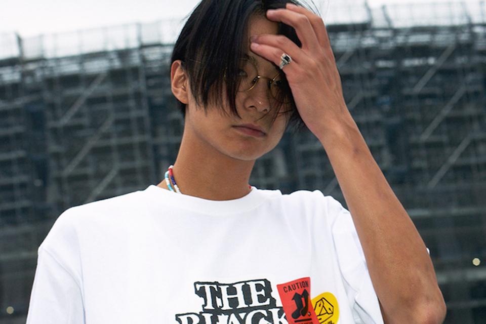 堀江のセレクトショップ アクロマが、4周年を記念したコラボアイテムを発売
