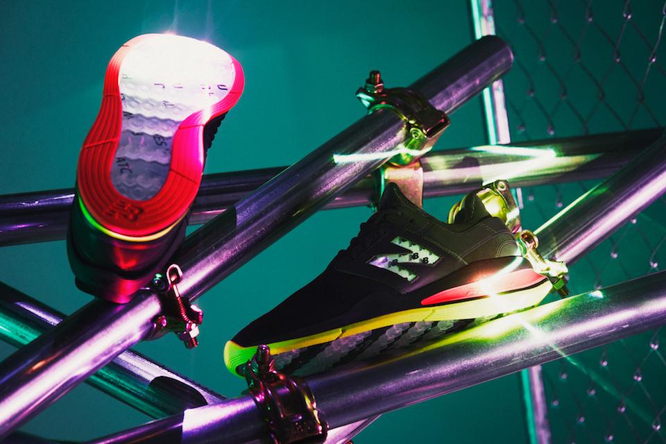 New Balance がSONYによる最新テクノロジーを搭載したシューズを開発
