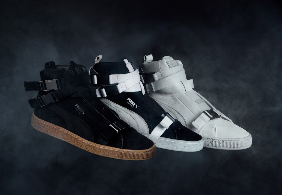The Weeknd がデザインした PUMA Suede Classicが登場