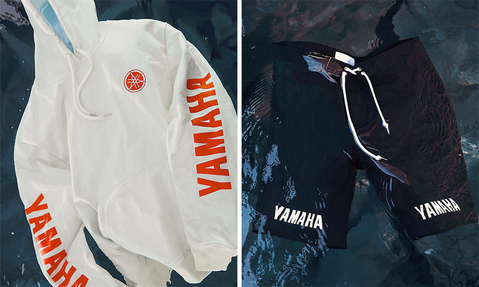 John ElliottとYamahaが限定コレクションを発表