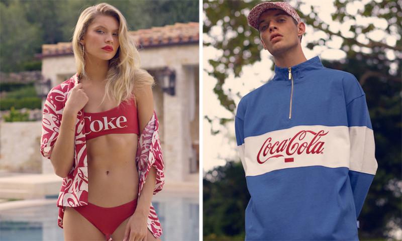 KITH x Coca-Colaがサマーコレクションを発表