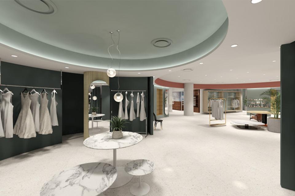 ビームスが最大面積を誇る新店を六本木ヒルズにオープン