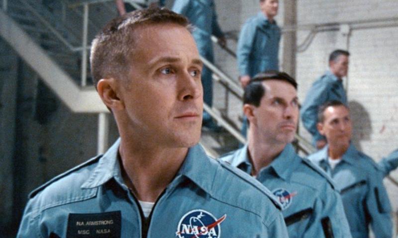 ライアン・ゴズリングの新作主演映画『ファースト・マン』が来年のアカデミー賞有力候補に?