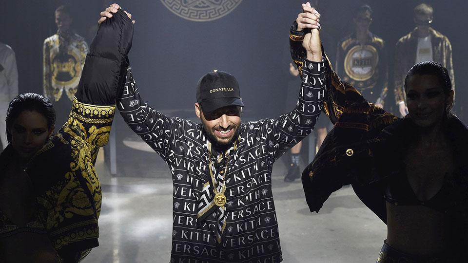 『KITH PARK』ファッションショーのダイジェストムービーが公開