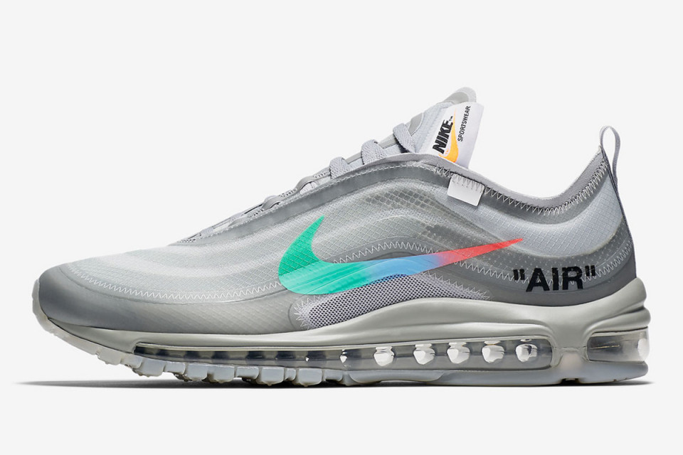 "OFF-WHITE c/o VIRGIL ABLOH™ × Nike Air Max 97 ""Menta""が11月に発売へ?"