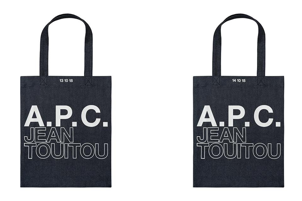 A.P.C.がジャン・トゥイトゥの来日を記念したストアイベントを開催