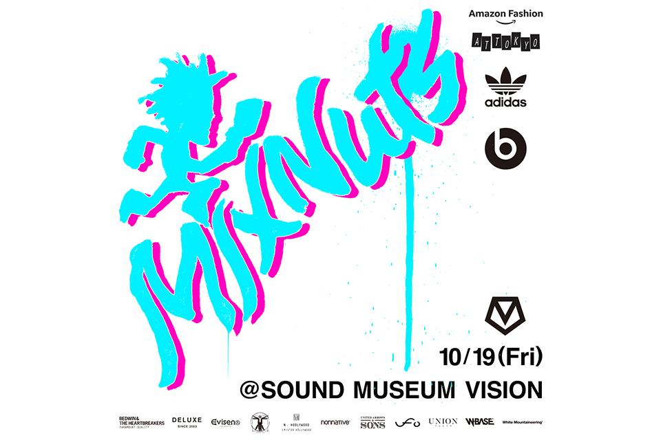 東京のストリートカルチャーが集結するイベント MIXNUTS 2 が開催