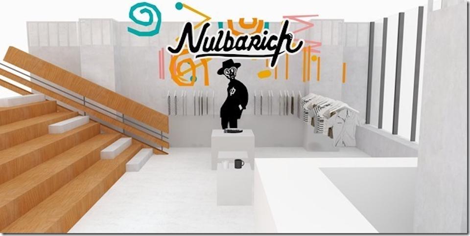 ナルバリッチのライブグッズがhotel koéにて先行販売