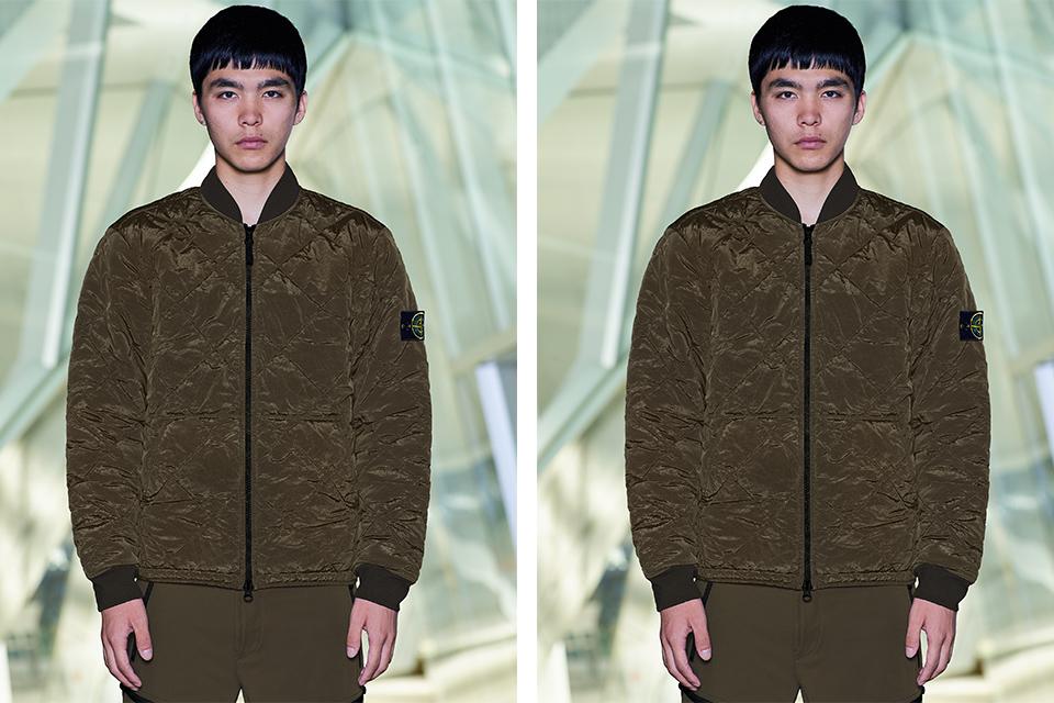 STONE ISLANDから日本限定販売のジャケットが発売