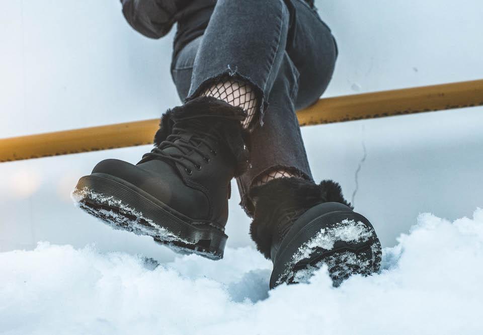 Dr.Martensから冬の環境に適した新コレクションが登場