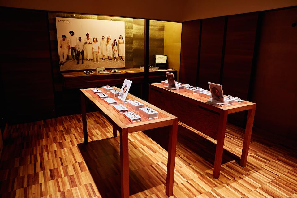 MYKITAが一保堂茶舗東京丸の内店でポップアップショップを開催