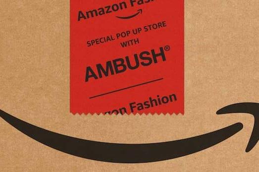 """AMBUSH®がAmazon Fashion """"AT TOKYO""""とポップアップストアを開催"""