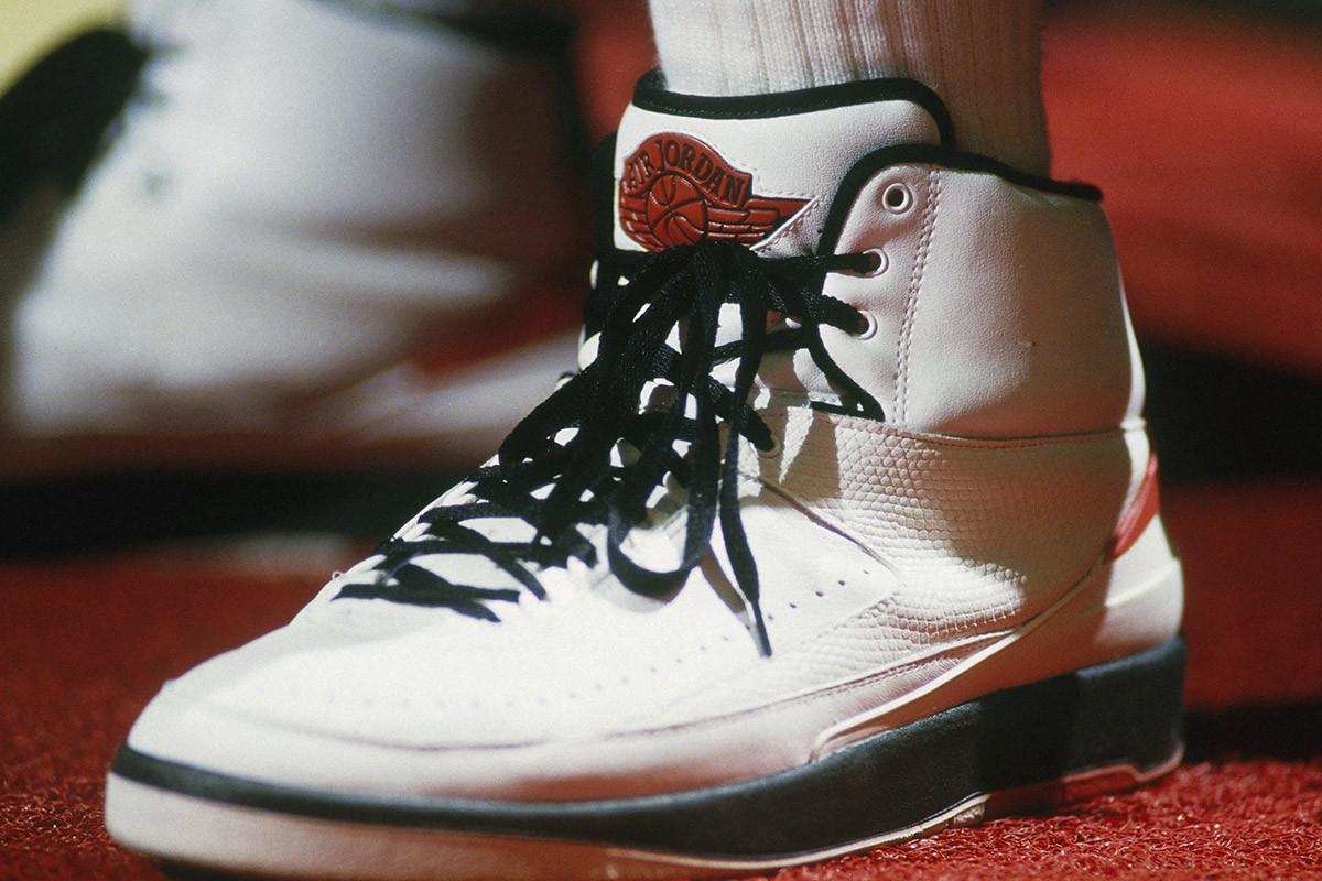 Nike Air Jordan 2 の歴史