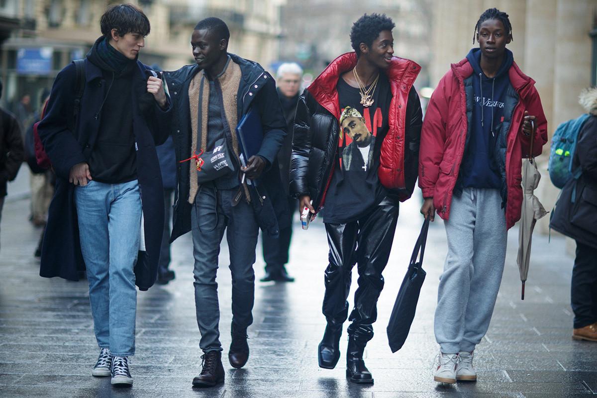 ファッションの未来は、メンズウェアがカギを握る?