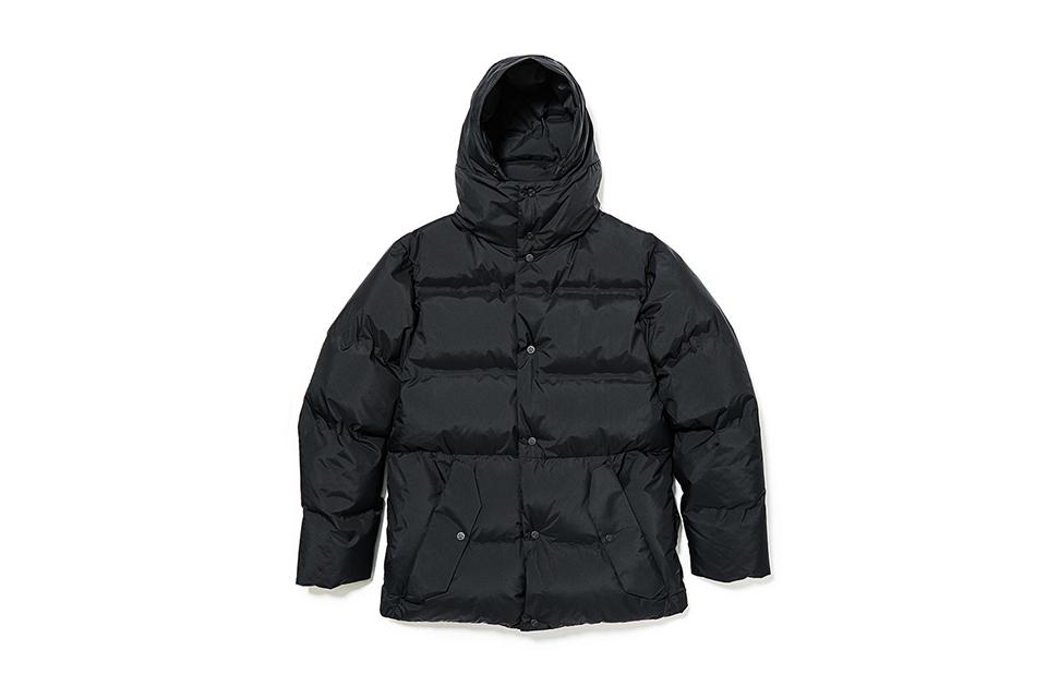 GOLDWINから保温性に優れた<br>軽量ダウンジャケットが発売