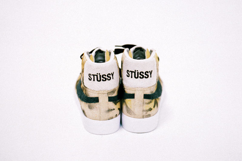 Stüssy X Nike SBによるスニーカーが発売開始