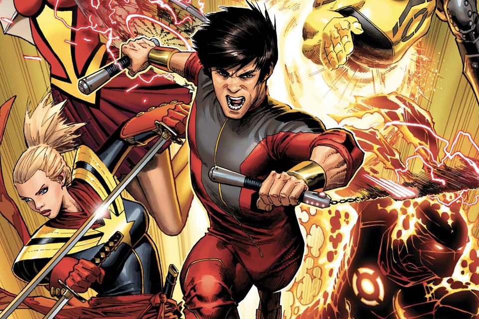 マーベル史上初となる<br>アジア人スーパーヒーロー超大作