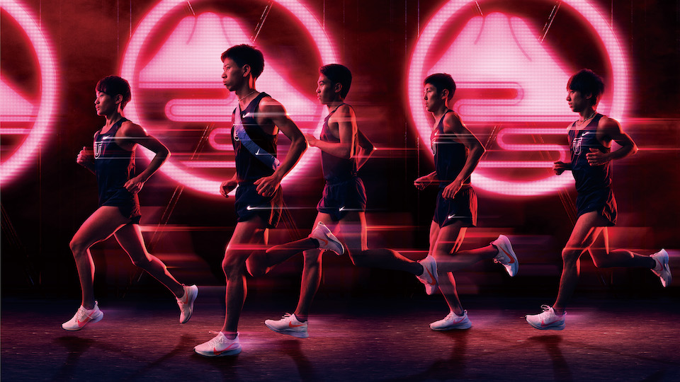Nikeが駅伝ランナーから着想を得た<br>ランニングシューズを発売