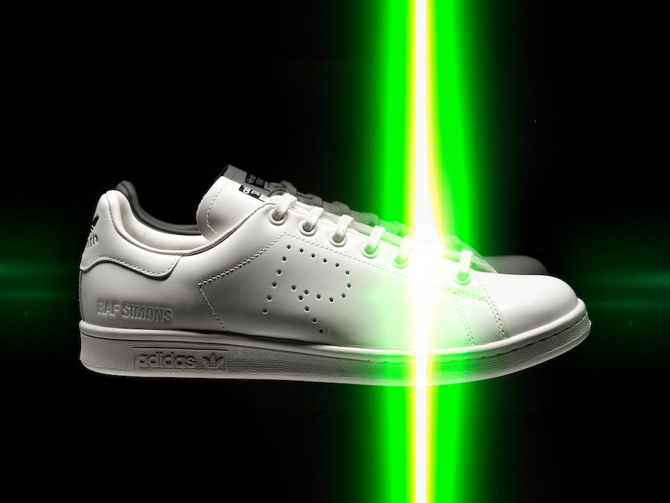 adidas by RAF SIMONSの新作は<br>だまし絵がテーマ?