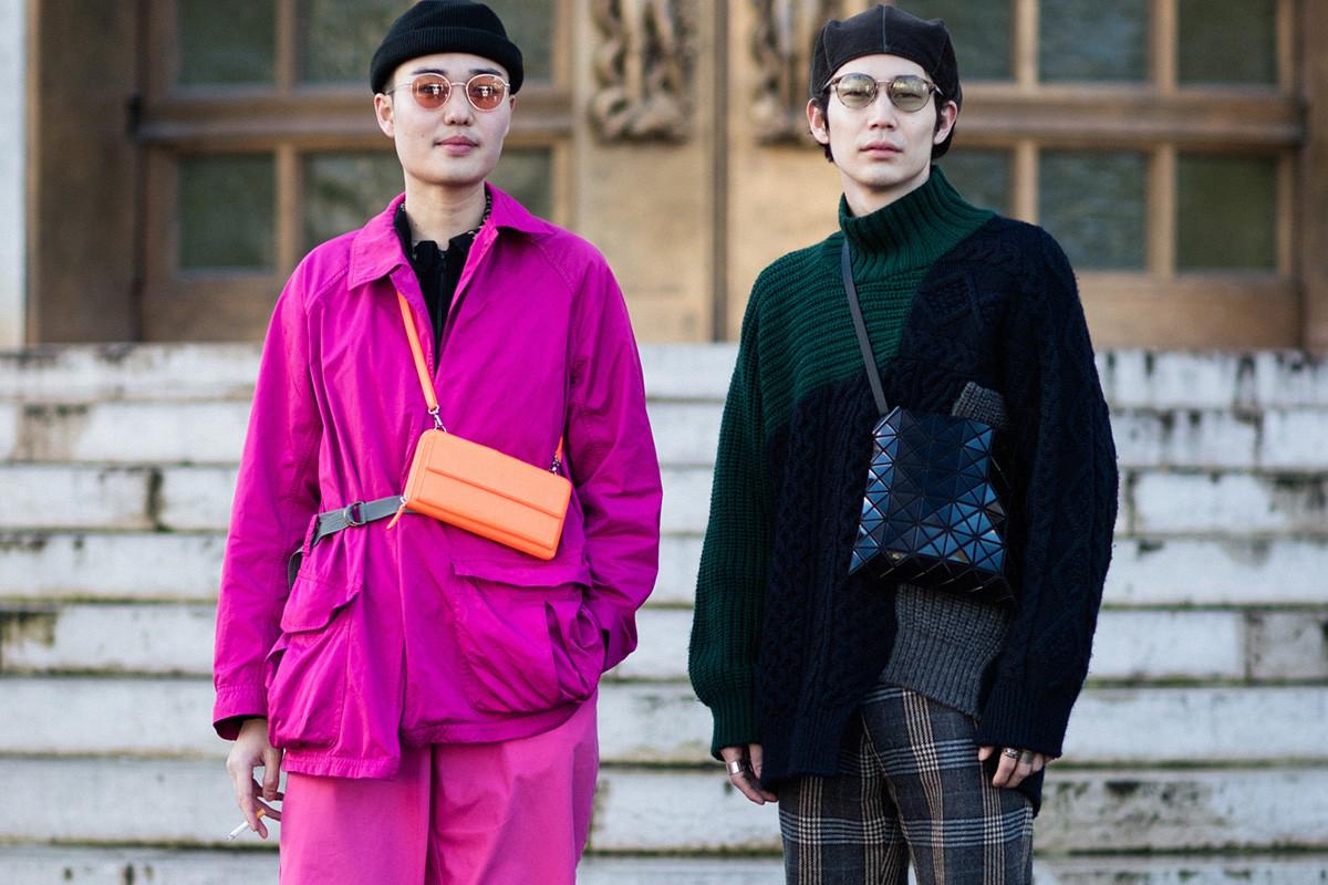 男性も欲しい「イットバッグ」続々<br>メンズファッションに新潮流