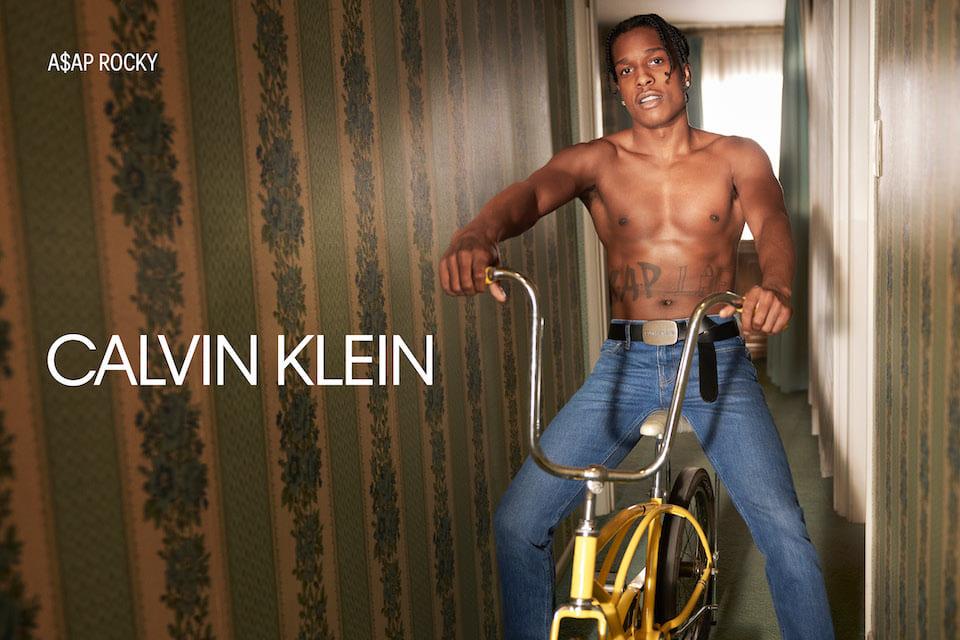 Calvin Kleinの2ライン<br>2019年春キャンペーンを公開
