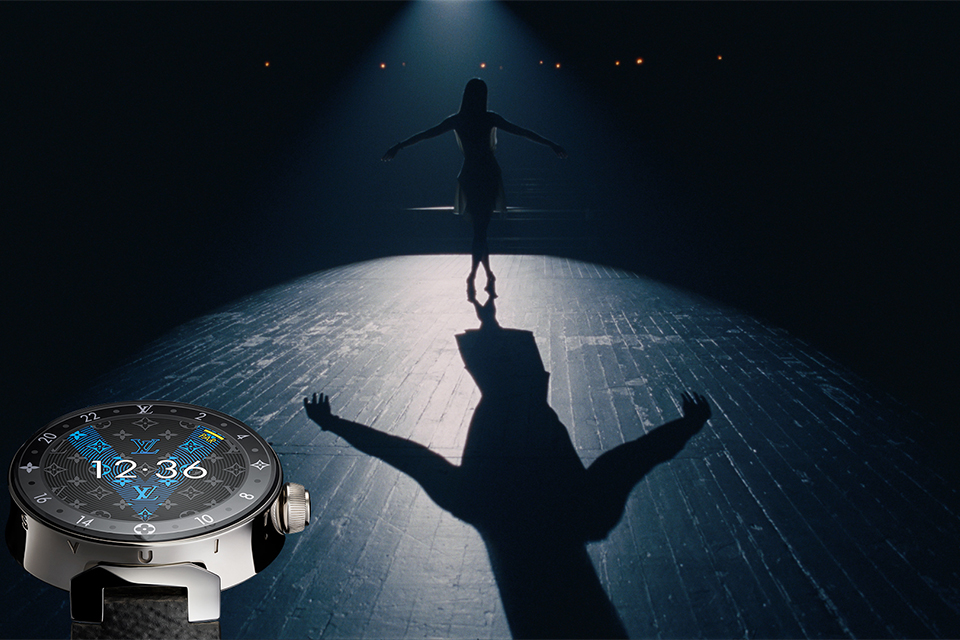 時の軌跡を描く<br>Louis Vuittonの新作ウォッチキャンペーン