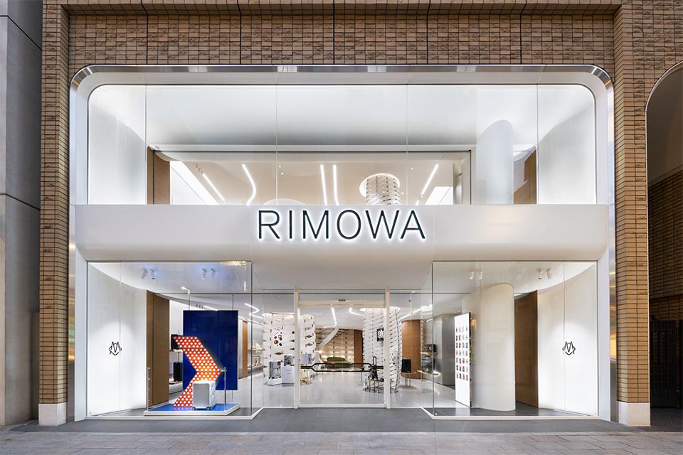 銀座にRIMOWA日本初旗艦店<br>豪華ゲストや限定コラボ商品も