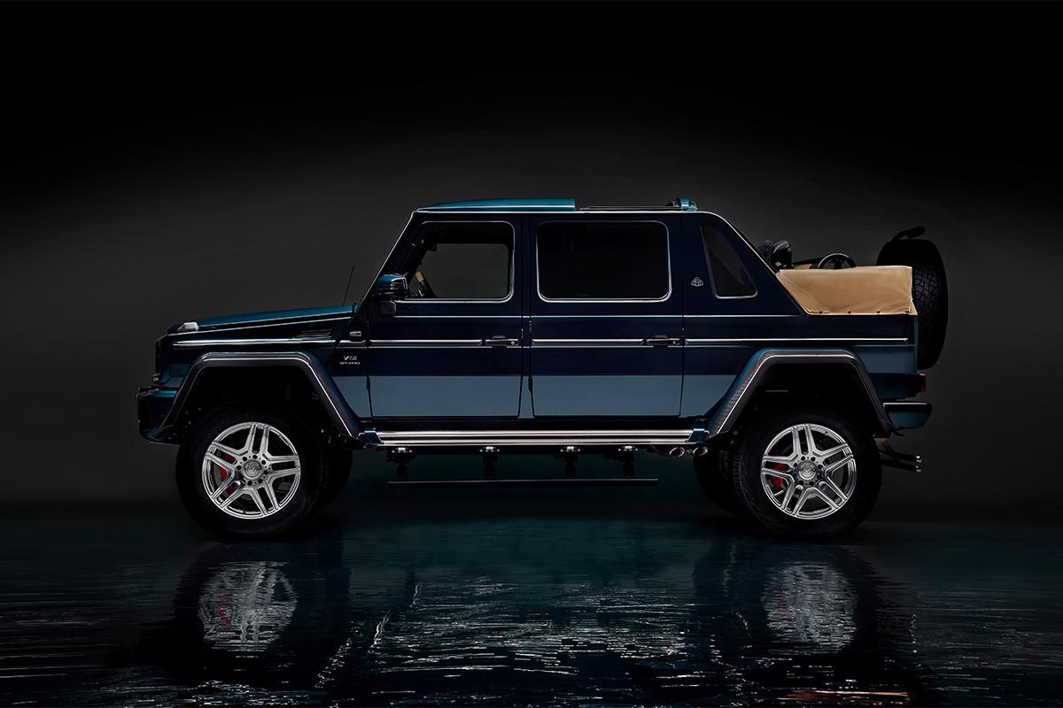 ドレイクが購入した<br>世界99台限定の高級車