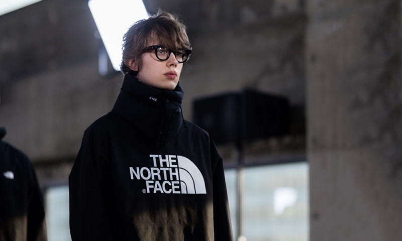 HYKE x THE NORTH FACE <br>第4弾となる最新コラボアイテム