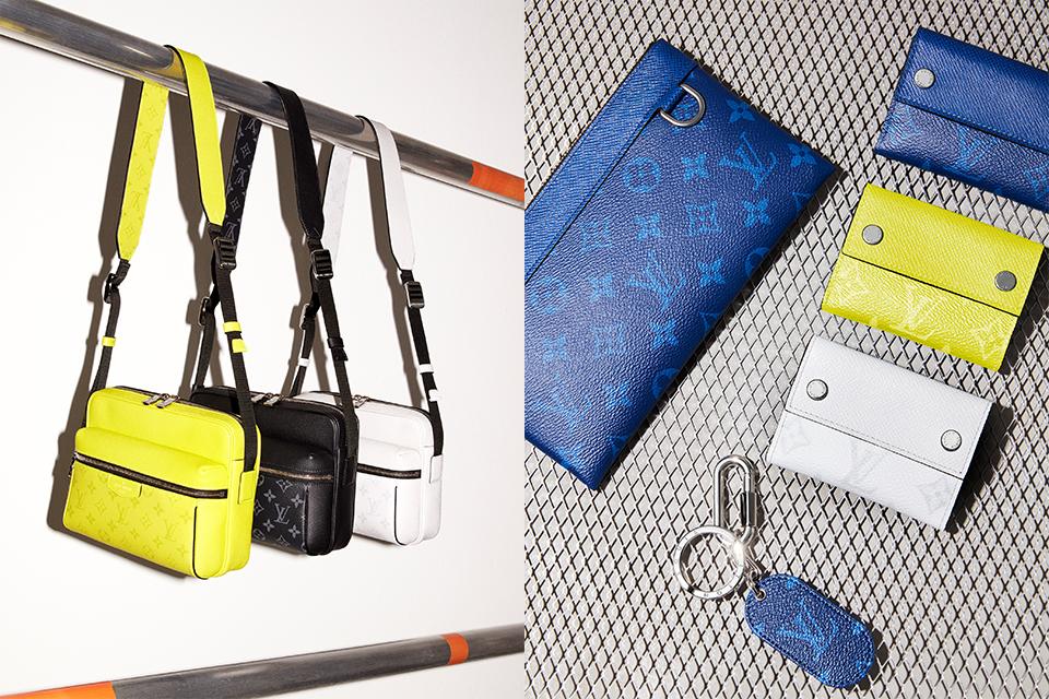 Louis Vuittonが新ライン<br>レザーグッズ「タイガラマ」