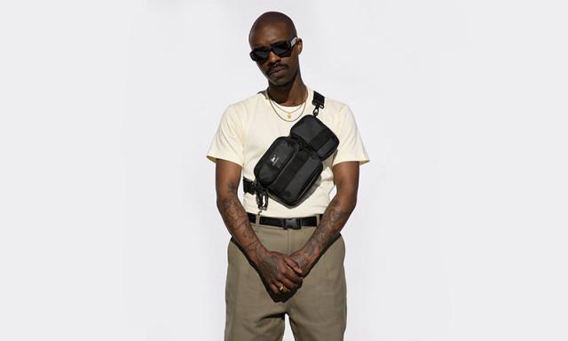 オランダ発ブランドPatta<br>DJのために新作バッグ