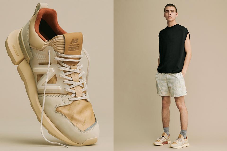New Balanceの日米共同開発ブランド<br>東京発ブランドとコラボコレクション