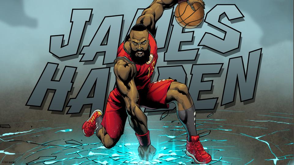 アディダス バスケットボールが<br>MARVELとのコラボフットウェアを発売