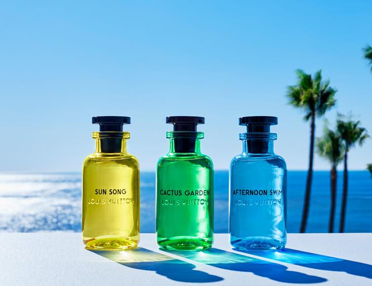 カリフォルニアサマーを演出<br>Louis Vuitton新作フレグランス