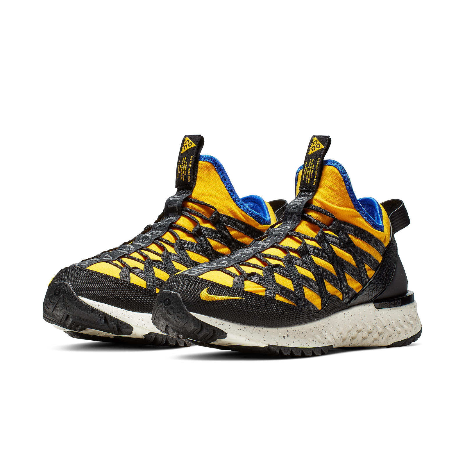 Nikeアウトドアライン新作スニーカー<br>REACT TERRA GOBE