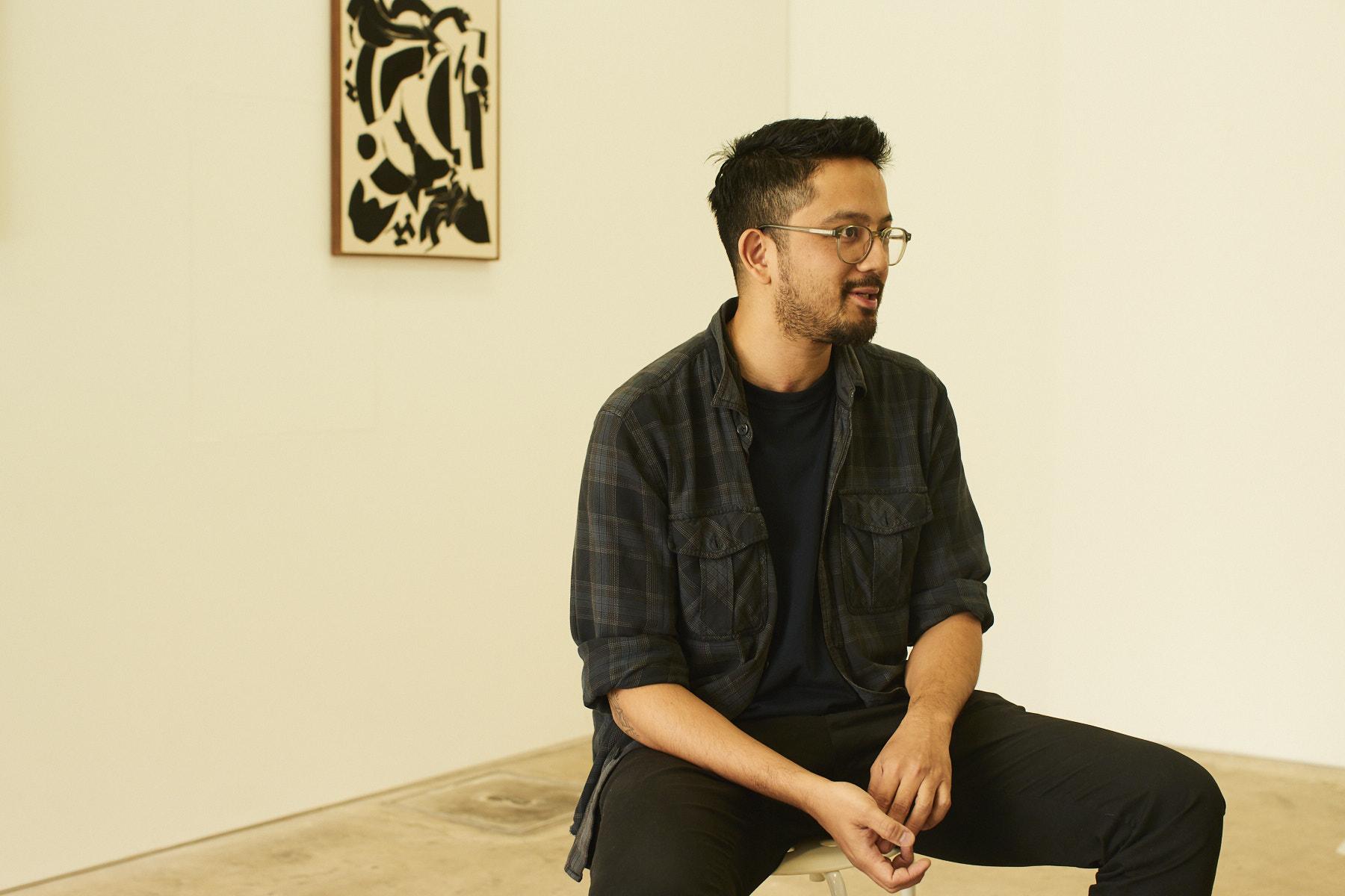 気鋭の画家、ショーン・クルネルが<br>日本初の個展を開催