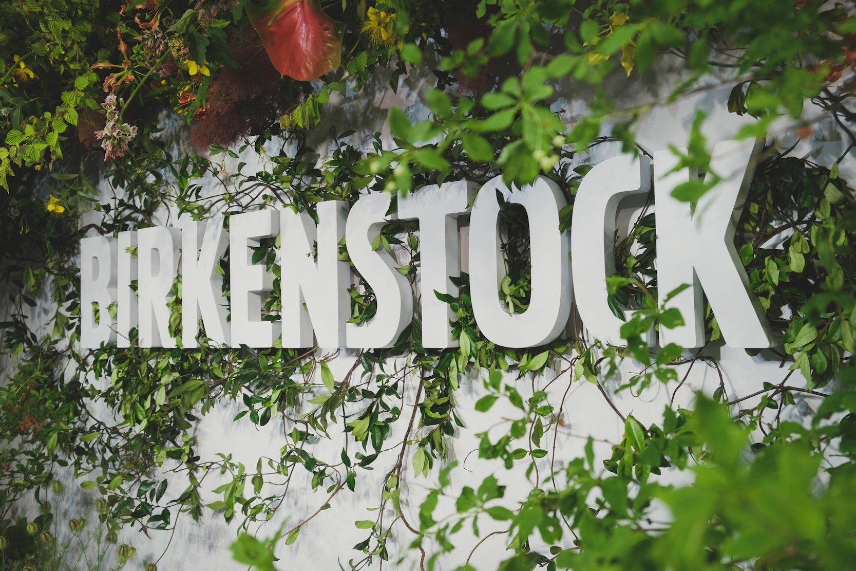 個性誇り「自分らしく、歩こう」<br>BIRKENSTOCKが展覧会