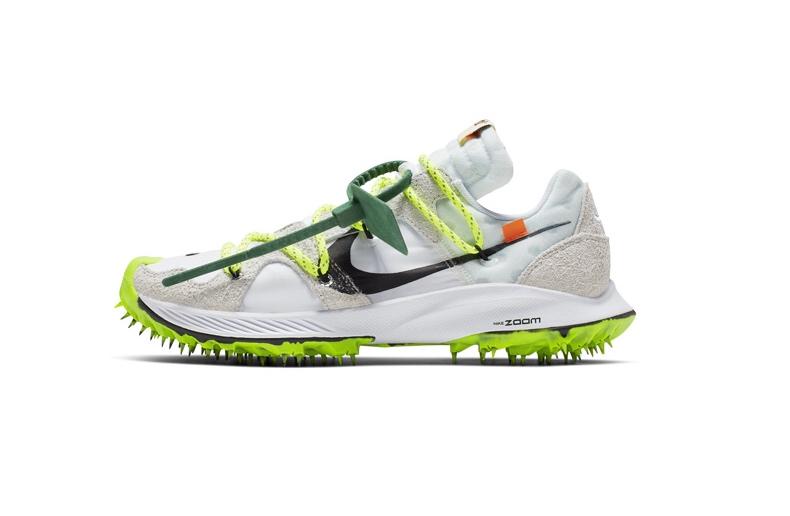 Nikeとヴァージルのコラボ<br>「Athlete in Progress」コレクション