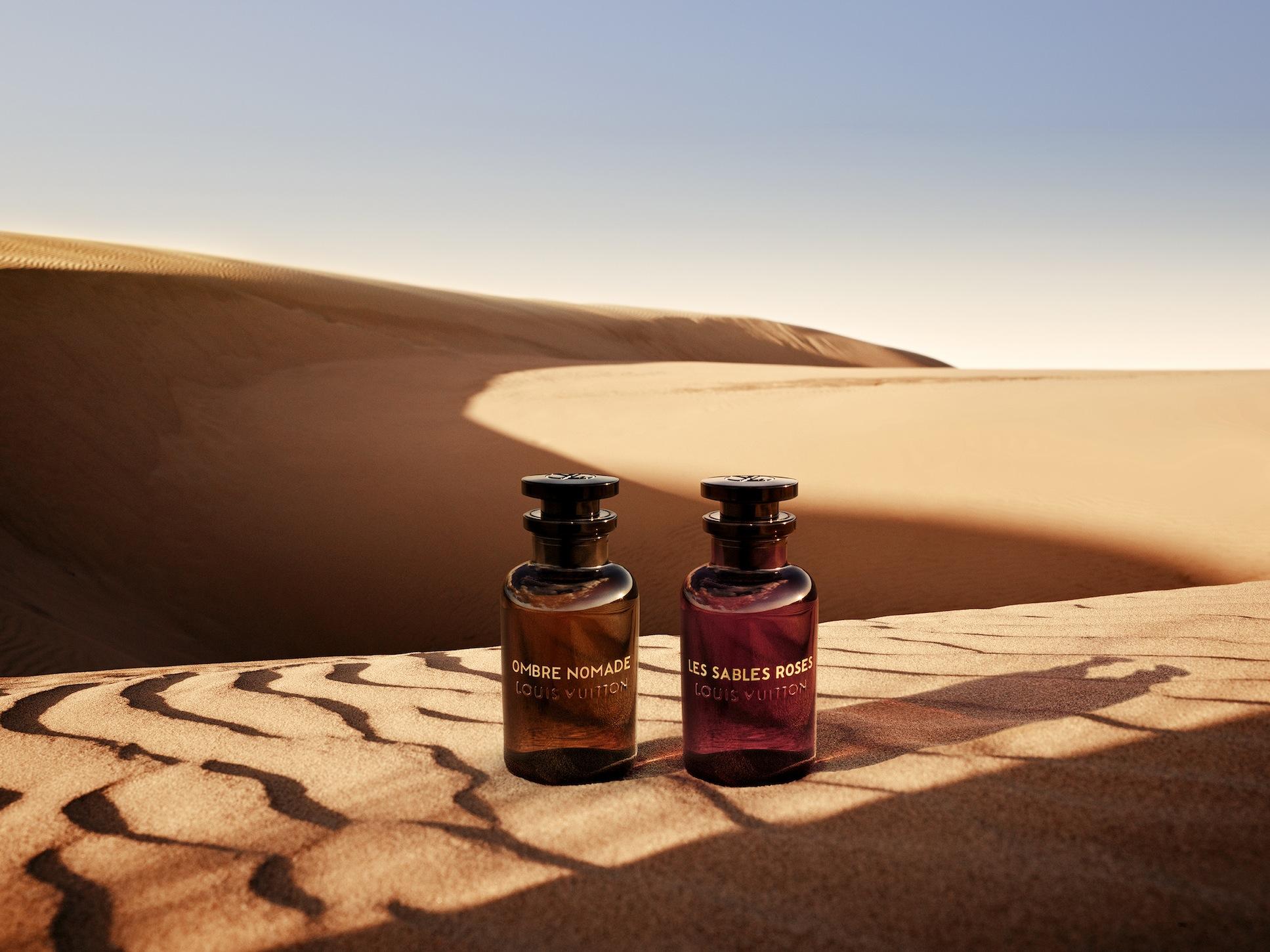 ルイ・ヴィトン新フレグランス<br>中東の香水文化をオマージュ