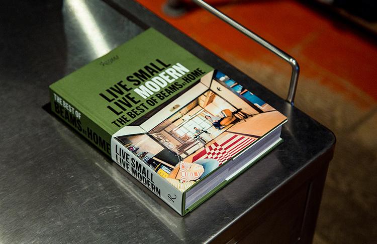 人気シリーズ「BEAMS AT HOME」<br>NY老舗出版社から英語版が発売