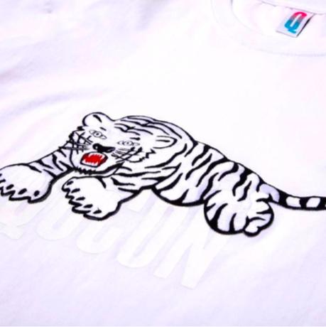 虎ノ門のスケートパーク「Qucon」 <br>オリジナルアイテムは「白虎」モチーフ