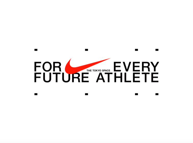 Nikeが女性のための<br>ポップアップを開催