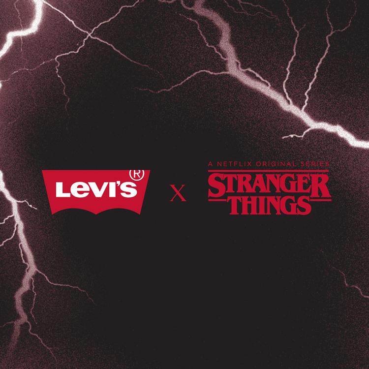 ドラマ「Stranger Things」<br>Levi'sコラボアイテムが発売へ