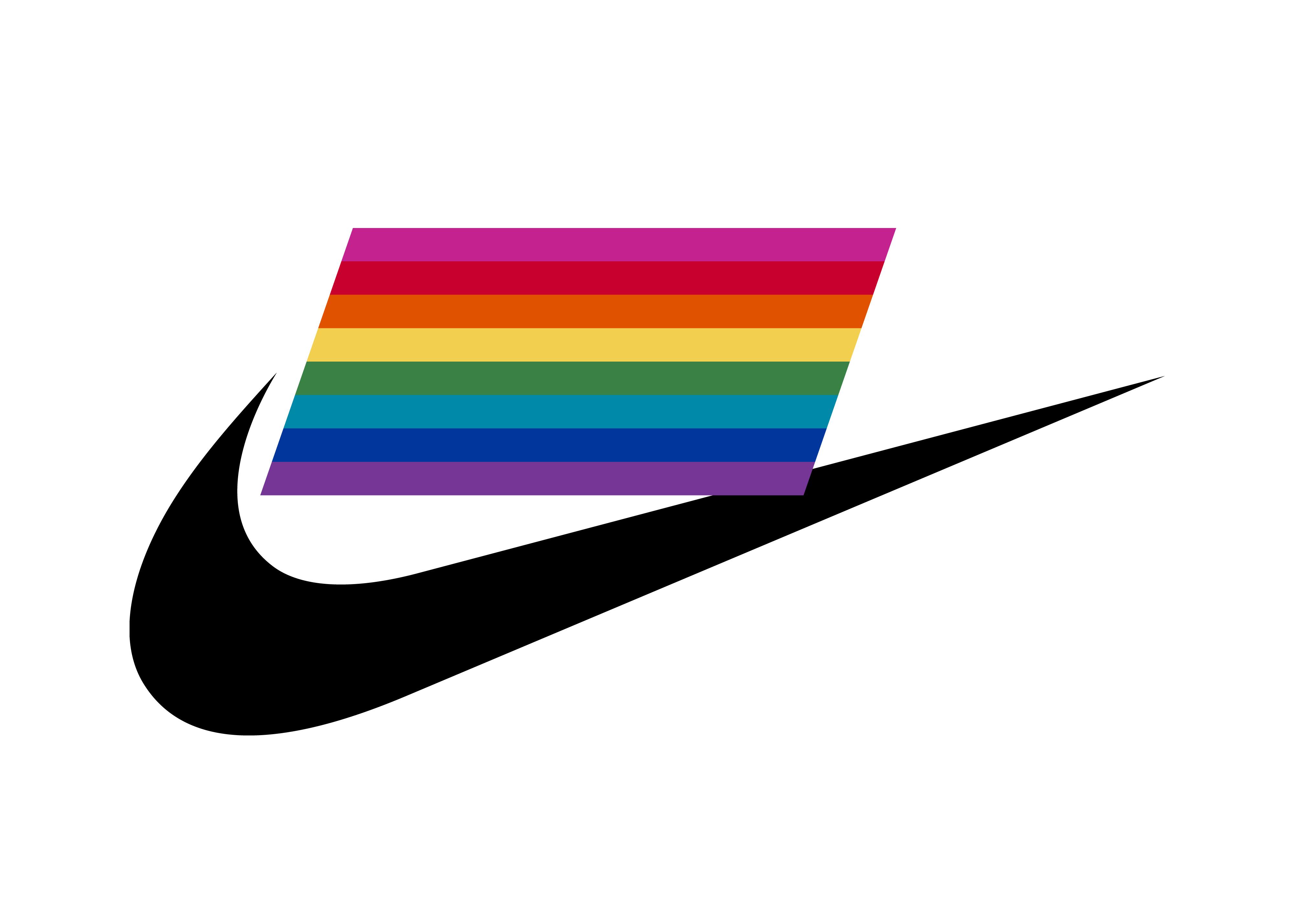 Nike「BETRUE」コレクション<br>プライドフラッグに込められた思い